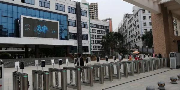 H306W 深圳龙华某学校案例