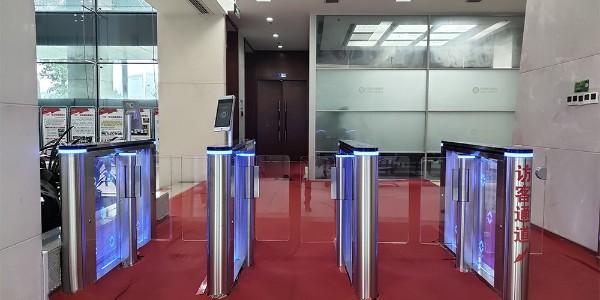 广西移动办公大楼案例