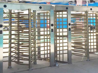 拘留所门禁系统方案